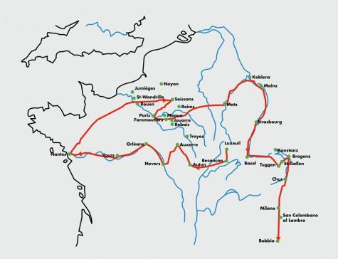 Route (Teil 2)
