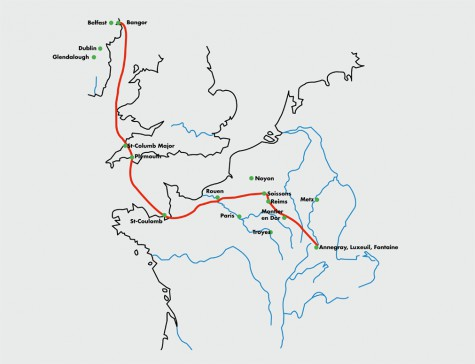 Route (Teil 1)