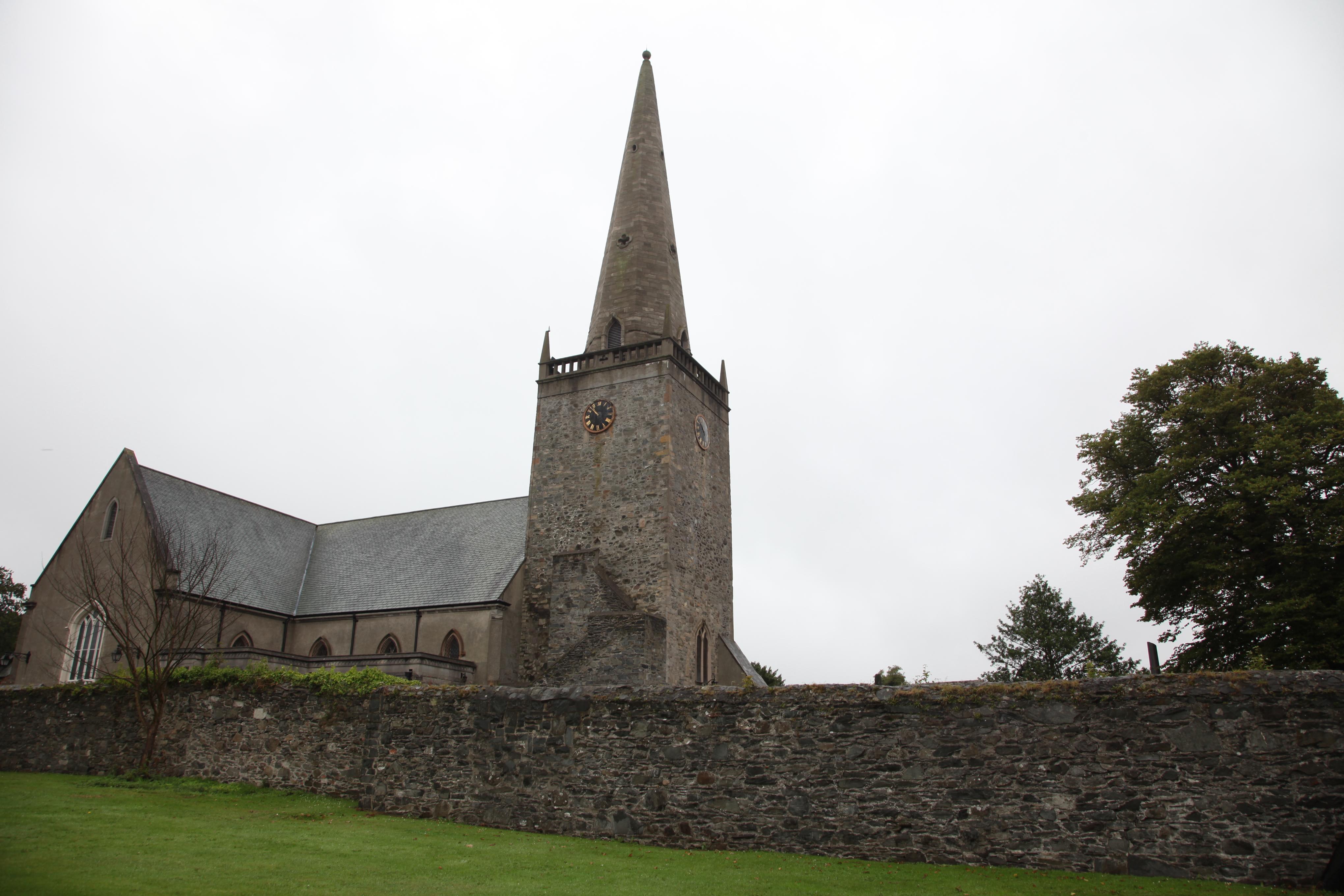 heiliger patrick irland