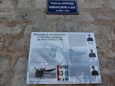 Denkmal für Kriegshelden